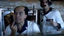 Rachid Badouri fait le buzz en parodiant «Hello»