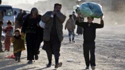 Thousands Of Syrians Flee Aleppo