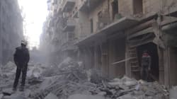 Syria Says Foreign Troops Would 'Return Home In Wooden