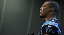 Panthers: Cam Newton remporte deux honneurs
