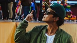 Bruno Mars Confirms He Will Funk You Up At The Super