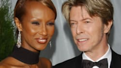 Bowie's Wife Iman Breaks Social Media