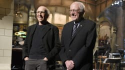 Bern Your Enthusiasm: Larry David And Bernie Sanders Are Sort Of