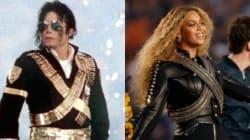 Beyoncé Pays Tribute To Michael Jackson At Super