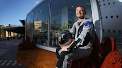 Aussie Astronaut Who Wants To Move To Mars Living In A Glass