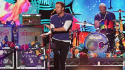 And From Super Bowl 2016, More Evidence Of Coldplay's Love For