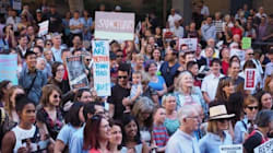 Australians Rally Around The Country Urging Turnbull To