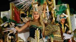 El invitado que no te esperas en el carnaval de Río de