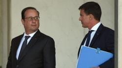 Remaniement imminent: Hollande a soumis une série de noms à la Haute