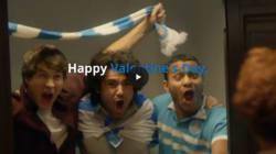 Questo video è il miglior augurio di buon San Valentino per un
