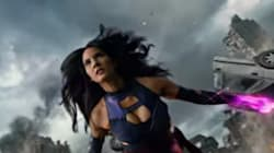 Les premières images d'Olivia Munn en Psylocke dans un trailer