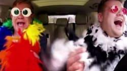 Elton John scalda la voce per Sanremo: karaoke sulle note di Your