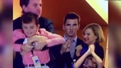 Eli Manning Explains His Face At The Super Bowl