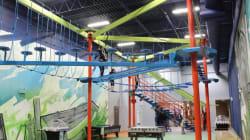 Maze N' Games: la nouvelle salle de jeux de Laval