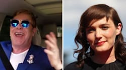 Elton John Gives Massive Shoutout To Sarah Blasko In Carpool