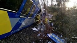 Germany Train Crash: 'Several People' Killed In Head-On Collision In