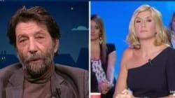 Myrta Merlino intervista Berlusconi e Cacciari sbotta: