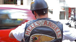 Navy Worker With Ties To Hells Angels