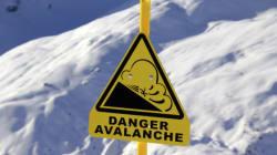 Enseveli par une avalanche, un soldat survit pendant six