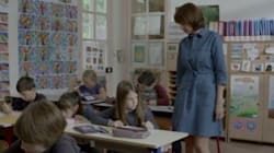 Valérie Bonneton donne la réplique à sa propre fille dans