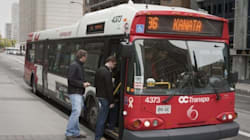 Ottawa Bus Driver Was On Phone: