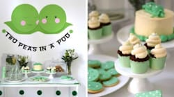 21 Twin Baby Shower Ideas For A Unique