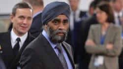 U.S. Defence Secretary Thanks Sajjan For Extra Iraq