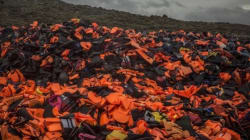 NATO Launches Mission In The Aegean Sea To End Smuggling Of Migrants,