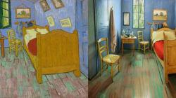 Dormir en la habitación de Van Gogh es posible