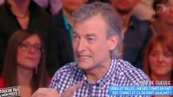 Après TPMP, la guerre continue sur twitter entre Gilles Verdez et Michel