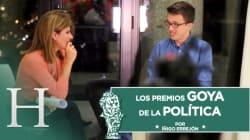 Los Goya de la política de Íñigo
