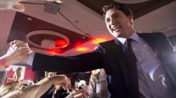 Trudeau Backs Away From Balanced-Budget