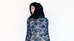 Kylie Jenner Goes Sheer For