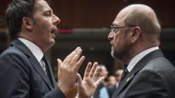 Ue. Schulz da Renzi per cercarsi il ruolo futuro dopo la presidenza a