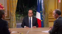 Revivez l'interview de Hollande sur TF1 et France