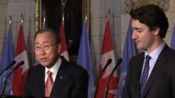 Le Canada déterminé à renforcer sa présence au sein de l'ONU