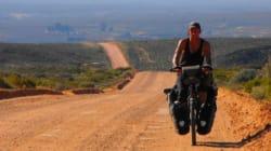 6 continenti in bici per curare i malati bisognosi: l'incredibile viaggio del dottor