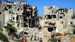 I siriani sono sepolti sotto le
