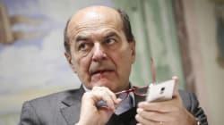 Bersani all'attacco: