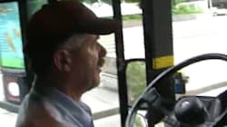 Singing Bus Driver Told To