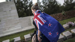 Australians Outraged As Lone Pine Ceremony At Gallipoli
