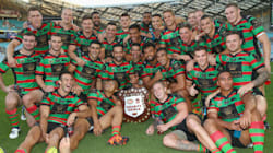 South Sydney Rabbitohs Down St George Illawarra To Lift Charity