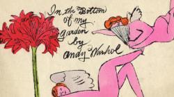 Andy Warhol era eclettico e geniale. E questi 40 disegni newyorkesi lo