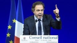 Luc Chatel remporte la présidence du parlement des