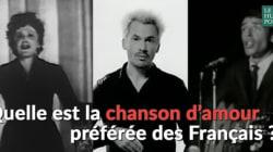 Les 10 chansons d'amour préférées des Français