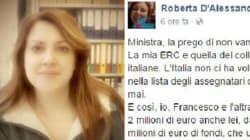 La ricercatrice gela la Giannini:
