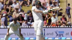 Day 3 Of The Aus V NZ Test, As Voges Scores Double