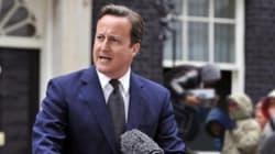 Non au chantage de David Cameron, non au
