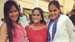 Arpita Khan's Valentine's Day Baby Shower Was Celebrity