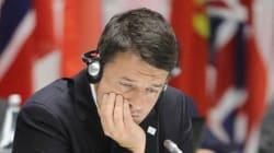 Nessuna strategia, solo propaganda: Renzi non combatte
